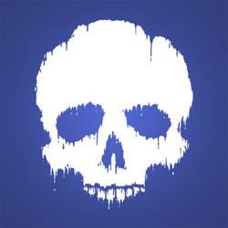 Blu1nk Skull