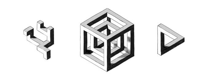 Isometric Orthographic Shapes