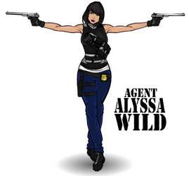 Alyssa Wild by TheAnarchangel