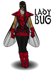 Lady Bug by TheAnarchangel