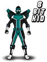8 Bit Kid by TheAnarchangel