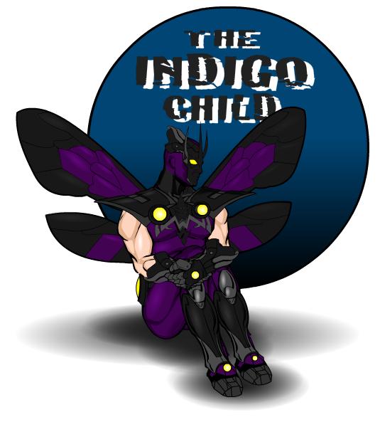 The indigo child by theanarchangel on deviantart