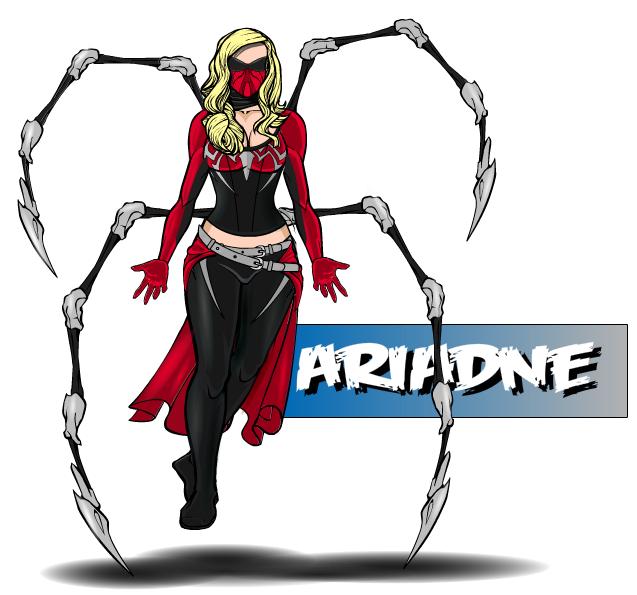 Ariadne (Redux) by TheAnarchangel