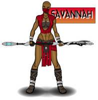Savannah by TheAnarchangel