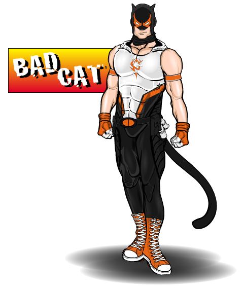 Bad Cat by TheAnarchangel