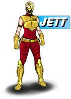 Jett (New Costume) by TheAnarchangel