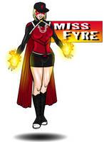 Miss Fyre by TheAnarchangel