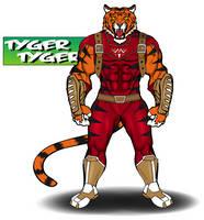 Tyger Tyger by TheAnarchangel