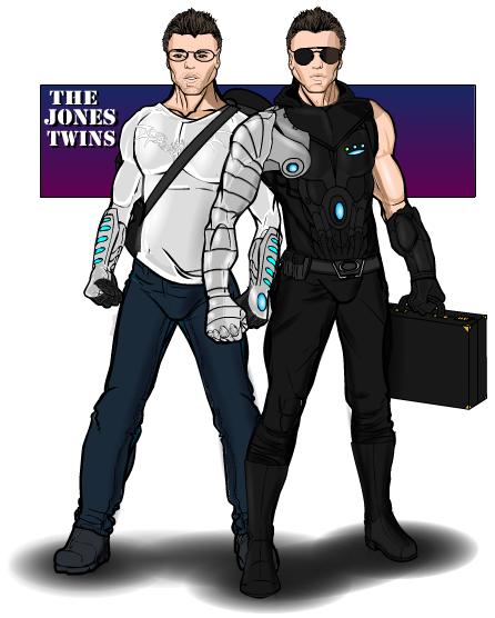 The Jones Twins
