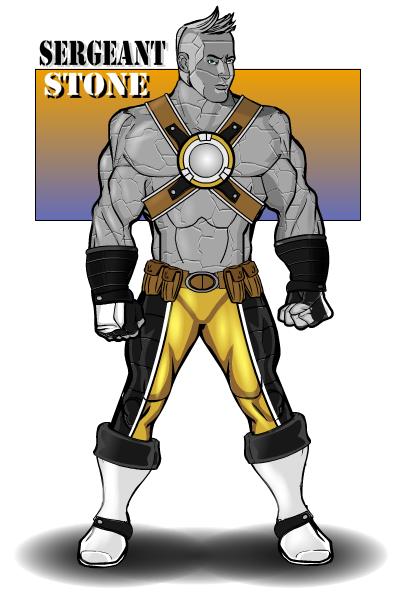 Sergeant Stone