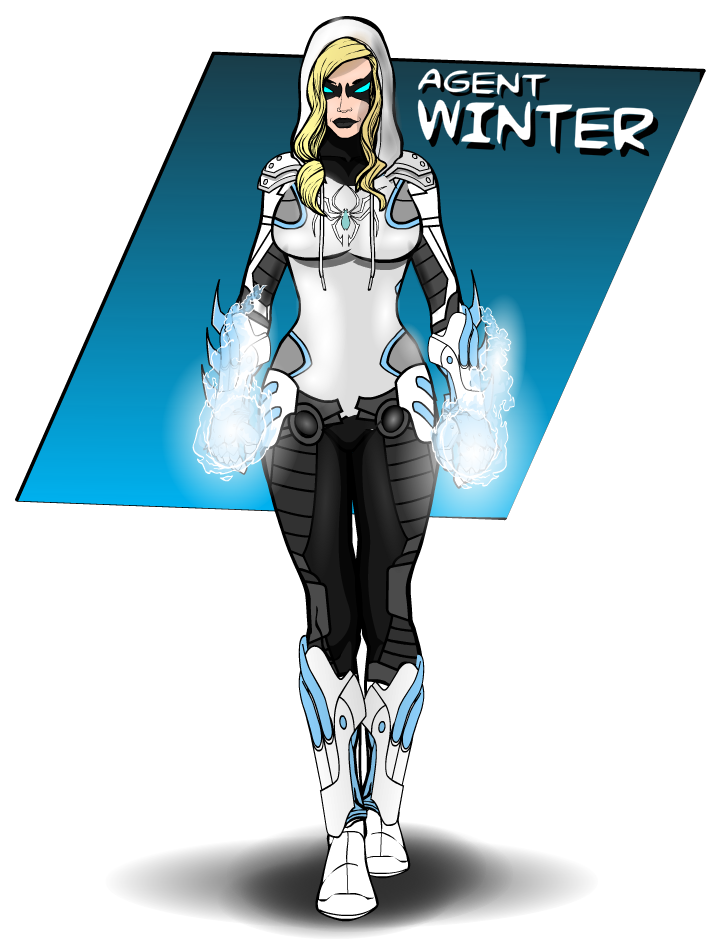 Agent Winter (The Winter Spider)