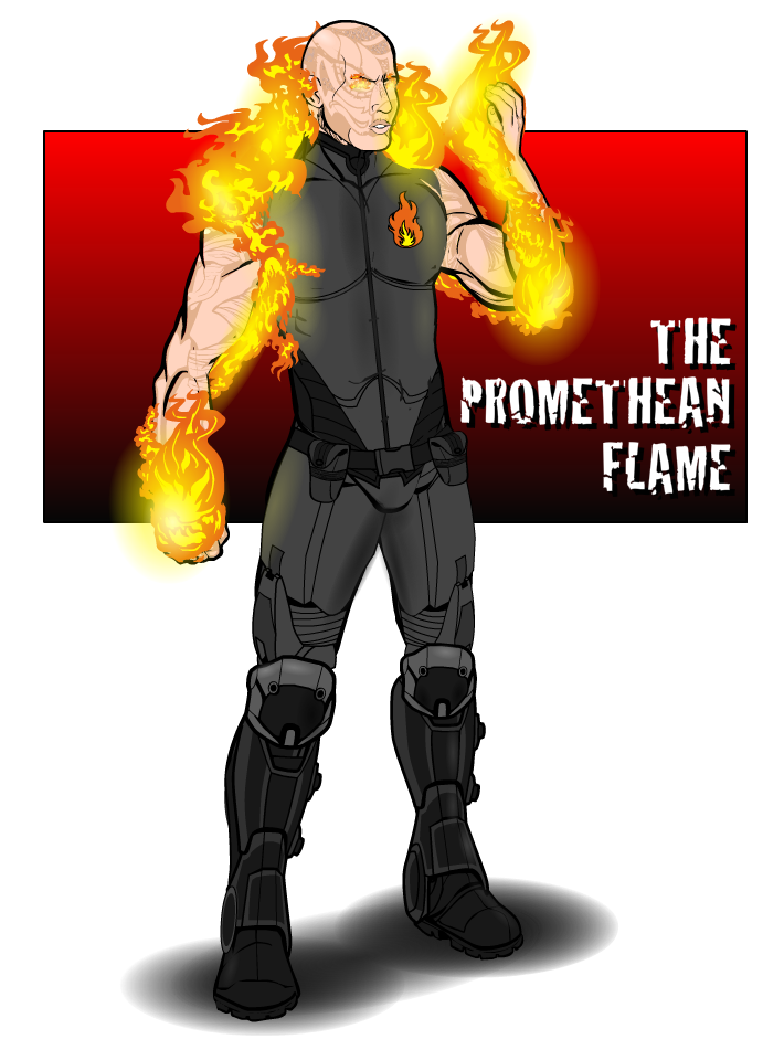 The Promethean Flame