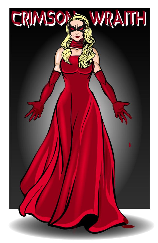 Crimson Wraith