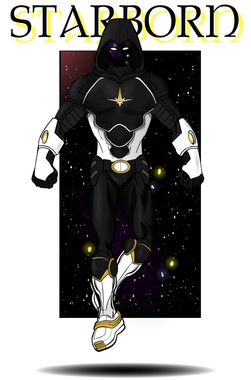 Starborn (Envoy of Eternity)