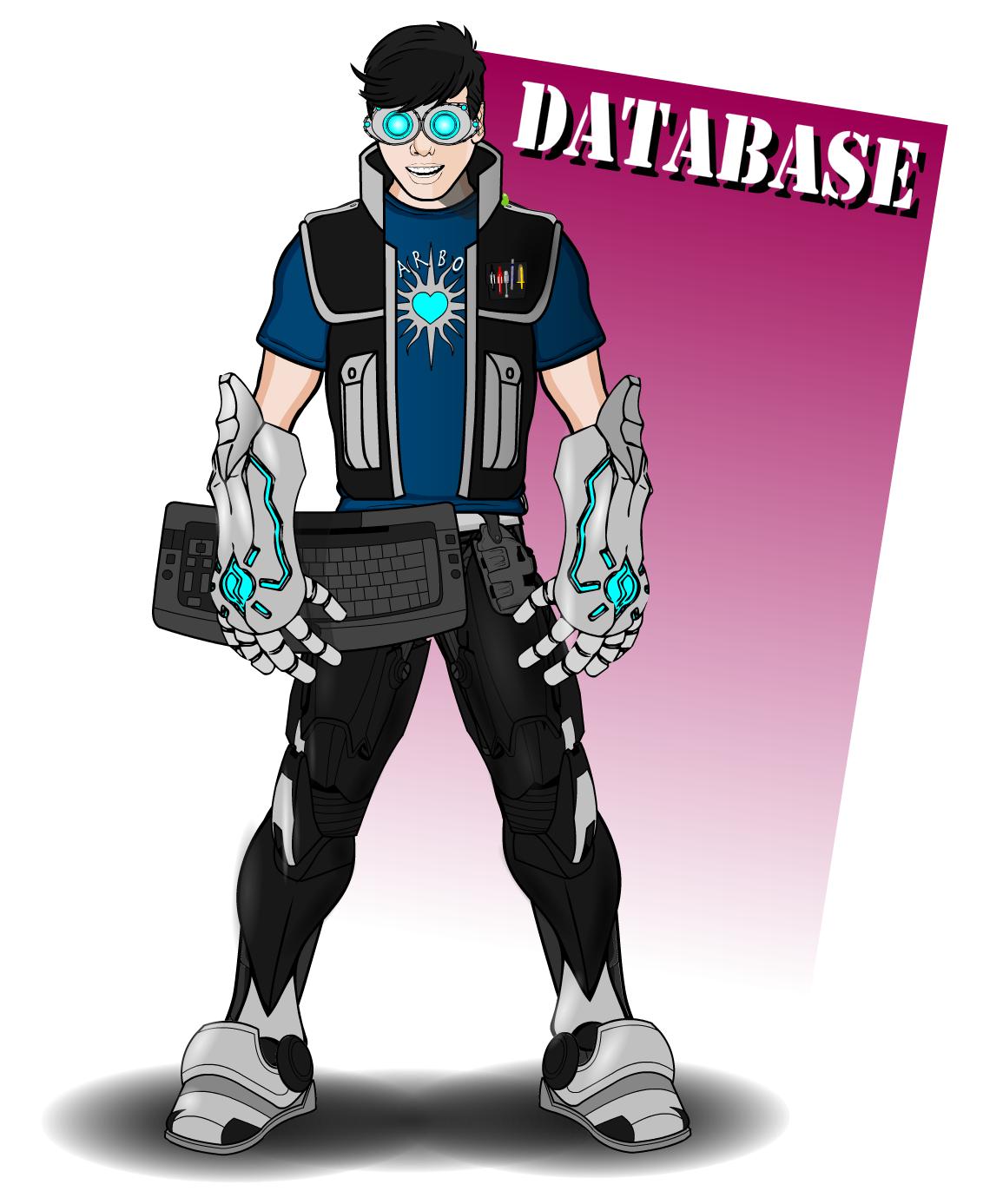 """""""WOOOOOOOOOOWWWW!!!"""" - Database"""