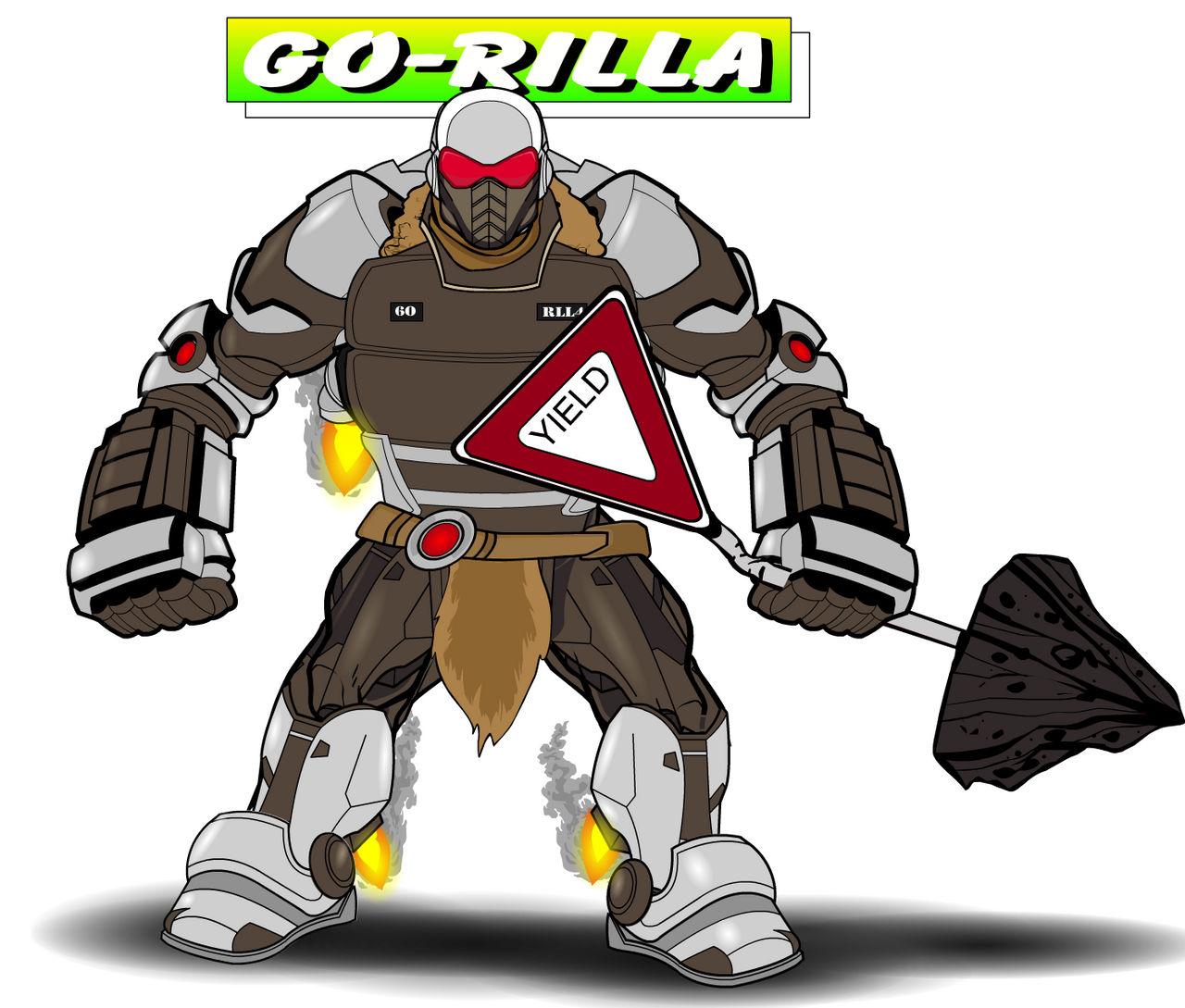Go-Rilla