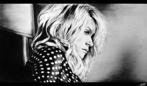 Shakira by silv3rsia