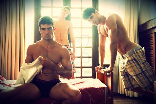 sexy man boy underwear men