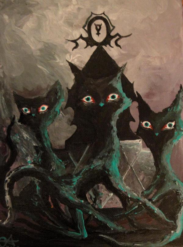Shadow Trinity by Synchronia