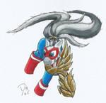 City of Titans: Anthem Pony revised by dvandom