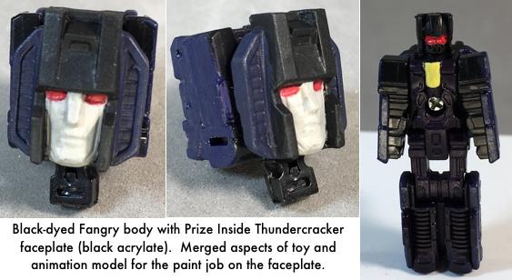 Studio Series Thundercracker Titan Master by dvandom