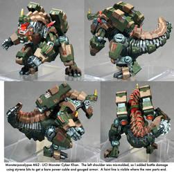 Monsterpocalypse: Cyber Khan