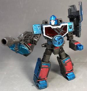 Transformers Scrapface robot mode