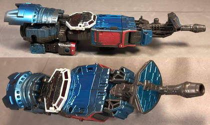 Transformers Scrapface vehicle mode