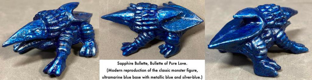 Sapphire Bullette