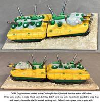 ASH Cybertank: Onslaught Class