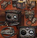 Ratrod tattoo kit