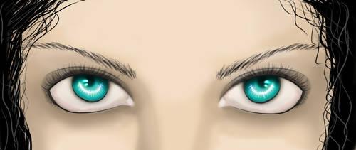 Behind Blue Eyes by garf600
