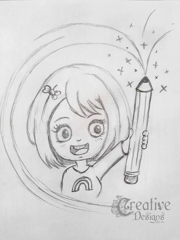 Drawing is Magic - dA 20th D-Day