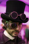 Monocle steampunk