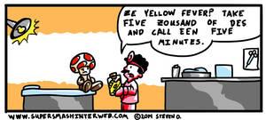 #80 - Yellow Fever Mario