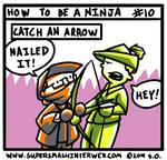SSI #111 - Be A Ninja 10