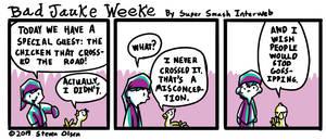 SSI #224 - Bad Joke Week 4
