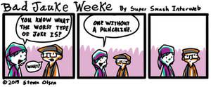 SSI #221 - Bad Joke Week 1