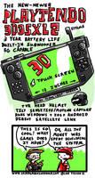 SSI #219 - Nintendo 3dsxl3d