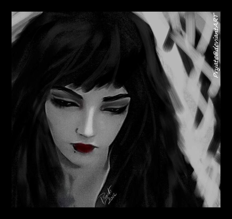 Geisha... by Pryate