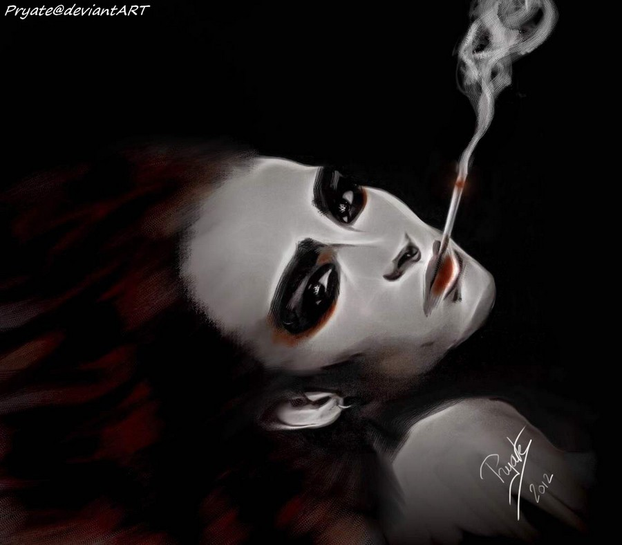 Smoke Me... by Pryate