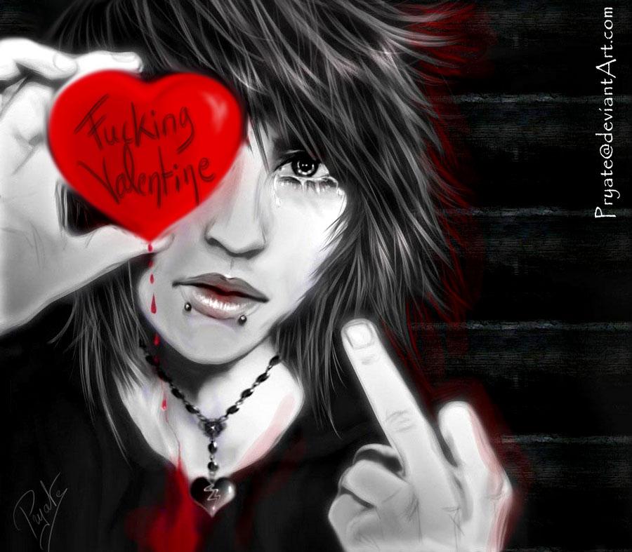 Fucking Valentine... by Pryate
