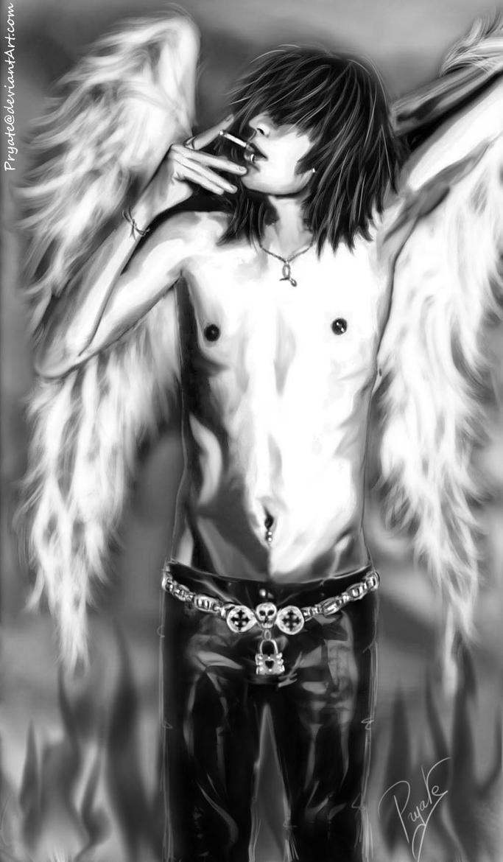 Angels Rock! by Pryate