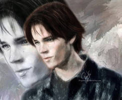Young Sammy... by Pryate