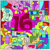 Happy 16th Birthday Deviantart !
