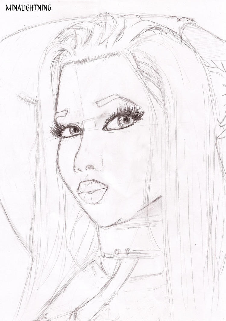 Nicki minaj by xxlady minaxx on deviantart nicki minaj by xxlady minaxx voltagebd Image collections