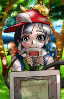 Pokemon Days by OppaiHobby