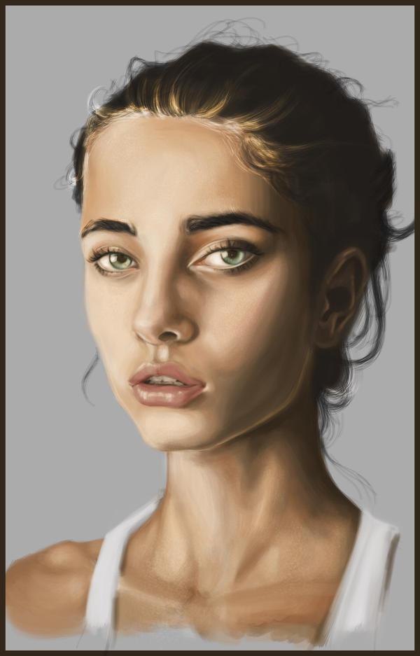 Study VI by lAchillea