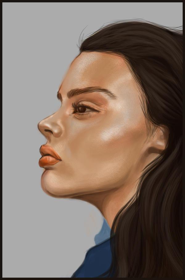 Study VII by lAchillea
