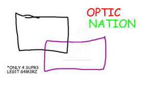 Optic fan art